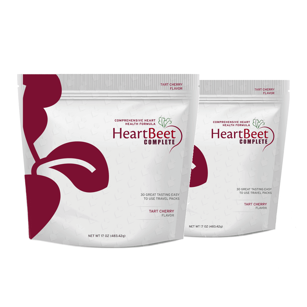 2 bags of Heartbeet Complete®