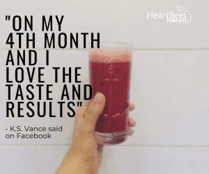 HeartBeet Complete Reviews