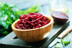 nutritional value of beets