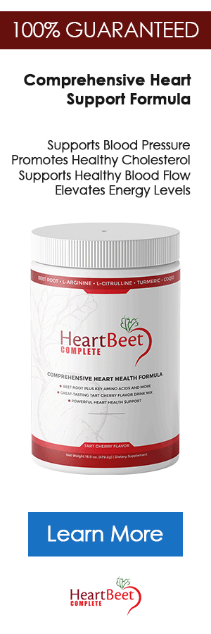 Comprehensive Heart Support Formula