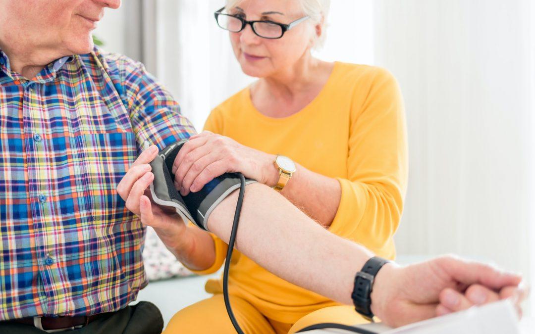 l arginine and blood pressure