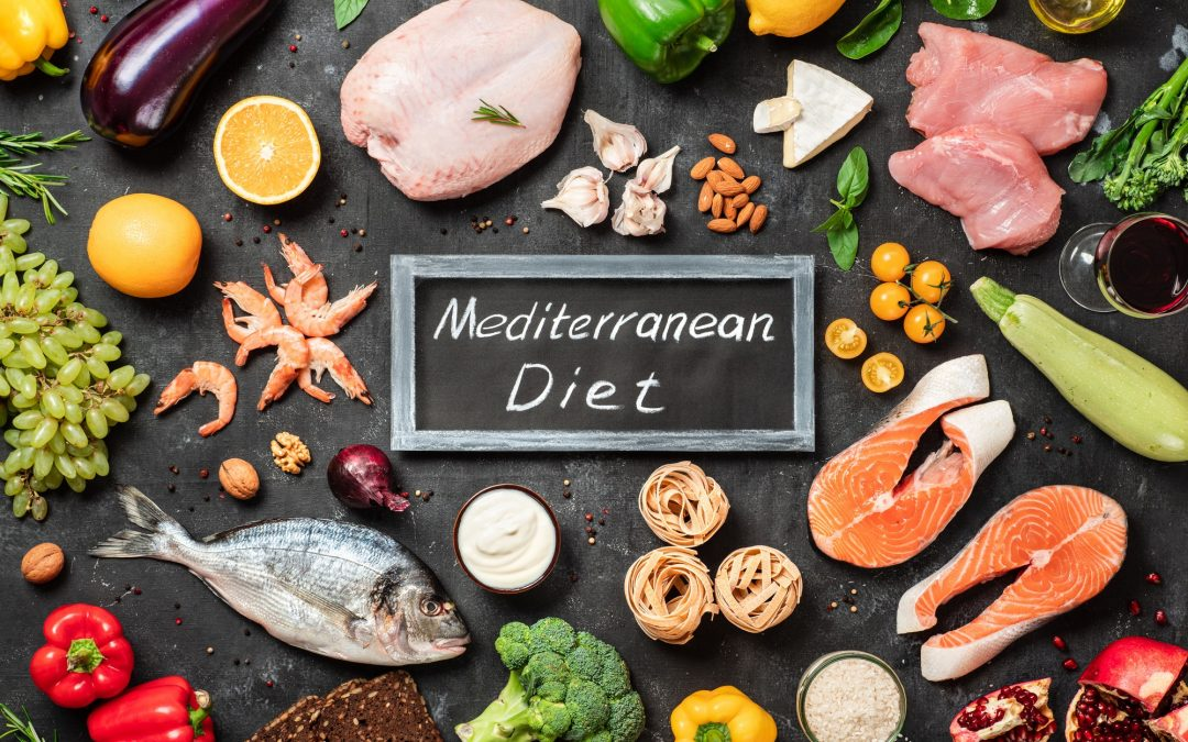 6 Mediterranean Diet Benefits