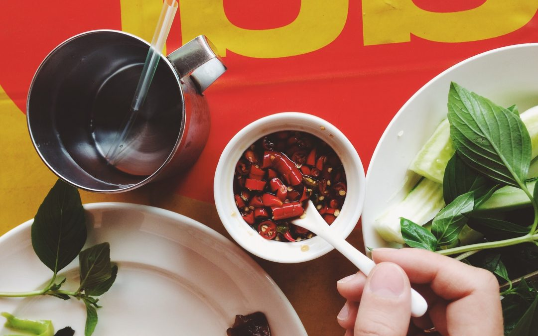 5 Benefits of Spicy Food and Your Health