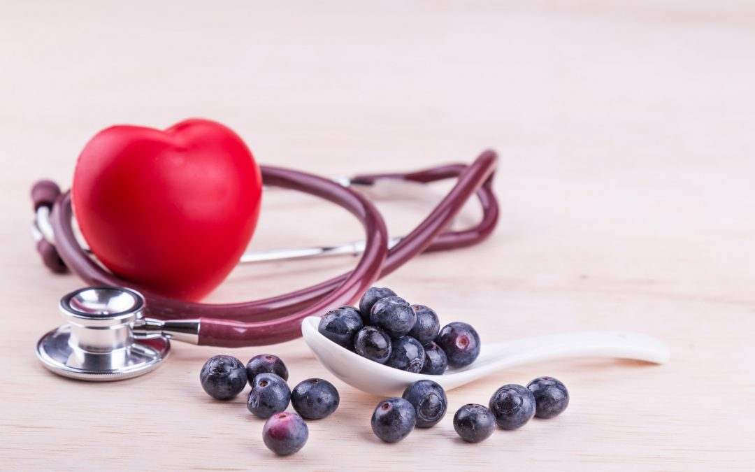 Flavonoid-Rich Foods Link to Better Heart Health