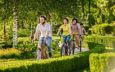 The Mind and Body Benefits of Cycling